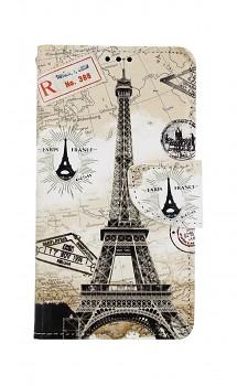 Knížkové pouzdro na iPhone 11 Paris 2
