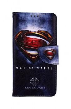 Knížkové pouzdro na iPhone 11 Superman 2