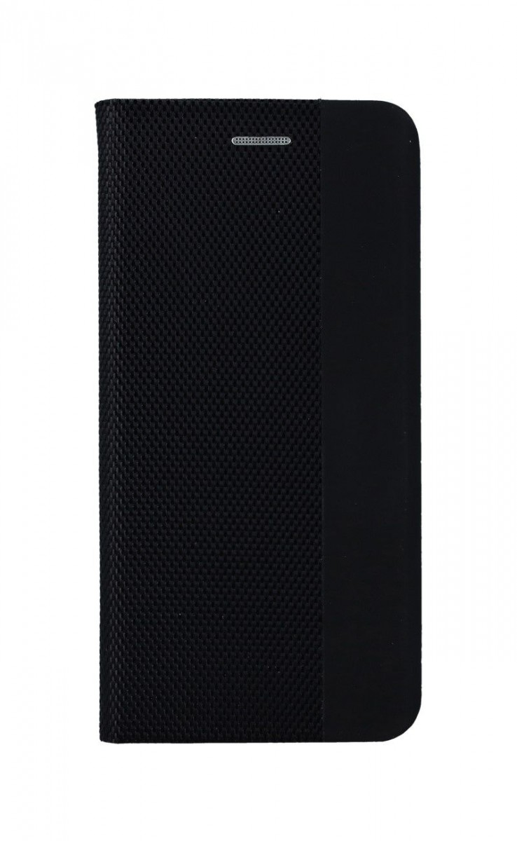 Pouzdro Vennus Huawei P40 knížkové Sensitive Book černé 49938 (kryt neboli obal na mobil Huawei P40)
