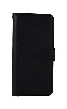 Knížkové pouzdro na Samsung A41 černé s přezkou