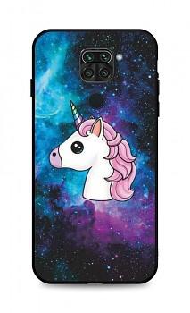 Zadní pevný kryt LUXURY na Xiaomi Redmi Note 9 Space Unicorn