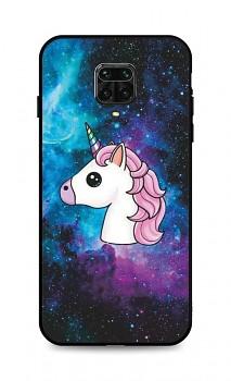 Zadní pevný kryt LUXURY na Xiaomi Redmi Note 9 Pro Space Unicorn