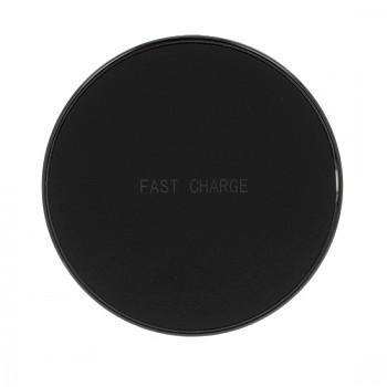 Bezdrátová rychlonabíječka FC01 černá