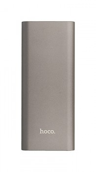 Powerbank HOCO J51 Cool Power 10000mAh šedá