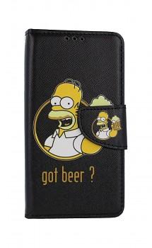 Knížkové pouzdro na Huawei Y5p Homer