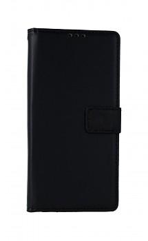 Knížkové pouzdro na Xiaomi Redmi Note 9 Pro černé s přezkou 2