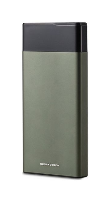 Powerbank Remax Renor RPP-131 20000mAh zelená 50755