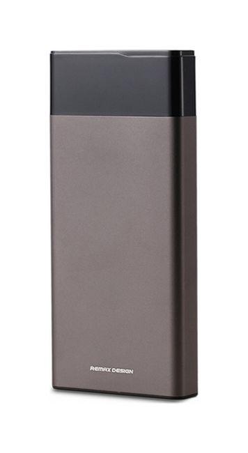 Powerbank Remax Renor RPP-131 20000mAh šedá 50756