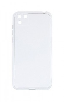 Zadní kryt Swissten Clear Jelly na Huawei Y5p průhledný