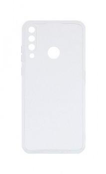 Zadní kryt Swissten Clear Jelly na Huawei Y6p průhledný