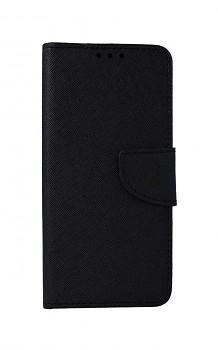 Knížkové pouzdro na Samsung A41 černé