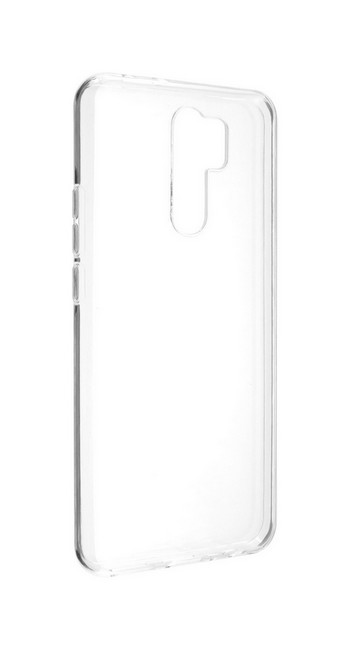Zadní silikonový kryt na Xiaomi Redmi 9 1 mm průhledný