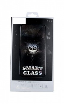 Tvrzené sklo SmartGlass na Huawei Y6p Full Cover černé