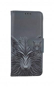 Knížkové pouzdro na Samsung A31 Vlk