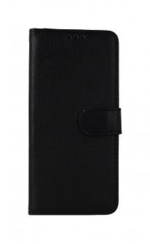 Knížkové pouzdro na Samsung A31 černé s přezkou