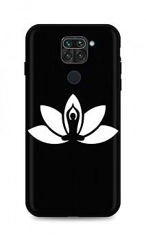Zadní silikonový kryt DARK na Xiaomi Redmi Note 9 Yoga