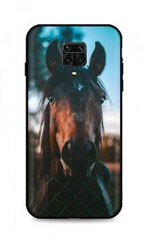 Zadní silikonový kryt DARK na Xiaomi Redmi Note 9 PRO Horse