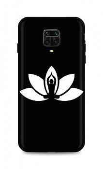 Zadní silikonový kryt DARK na Xiaomi Redmi Note 9 PRO Yoga