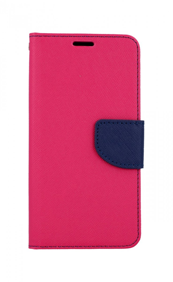 Pouzdro TopQ Huawei Y5p knížkové růžové 51318 (kryt neboli obal na mobil Huawei Y5p)