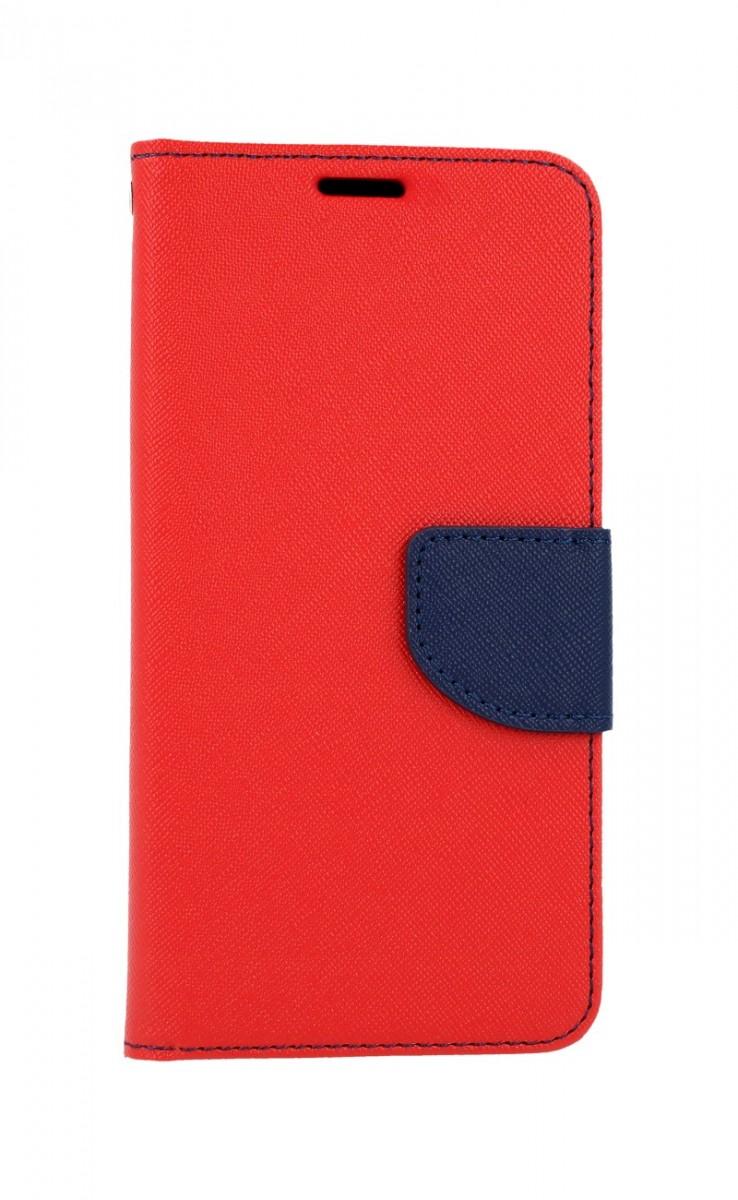 Pouzdro TopQ Huawei Y5p knížkový červený 51324 (kryt neboli obal na mobil Huawei Y5p)