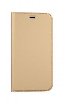 Knížkové pouzdro Dux Ducis na iPhone 11 zlaté