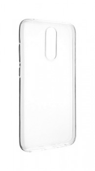 Zadní silikonový kryt na Xiaomi Redmi 8 2 mm průhledný