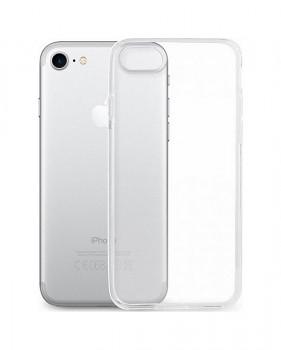 Zadní silikonový kryt na iPhone SE 2020 2 mm průhledný
