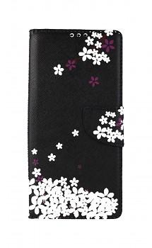 Knížkové pouzdro na Xiaomi Redmi 9A Květy sakury