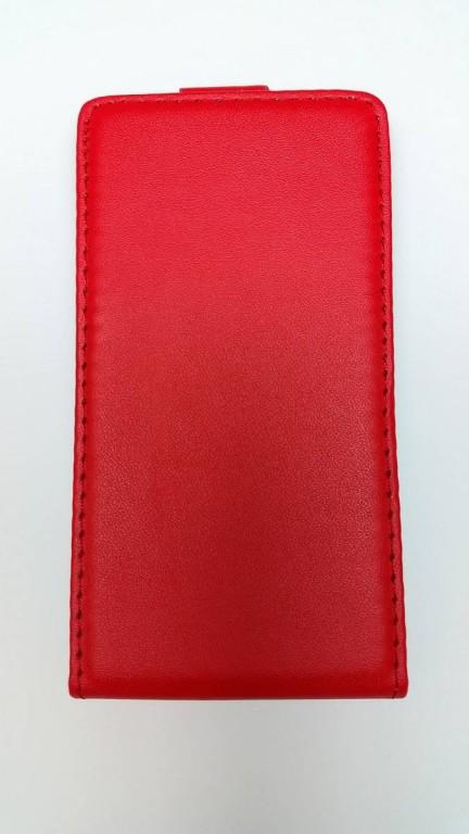 Flipové pouzdro iPhone 6 / 6S červené