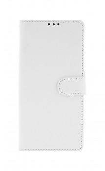 Knížkové pouzdro na Xiaomi Redmi 9A bílé s přezkou