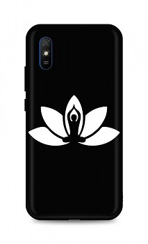 Zadní silikonový kryt DARK na Xiaomi Redmi 9A Yoga