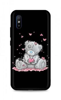 Zadní silikonový kryt DARK na Xiaomi Redmi 9A Lovely Teddy Bear