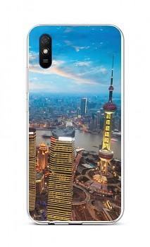 Zadní silikonový kryt na Xiaomi Redmi 9A City