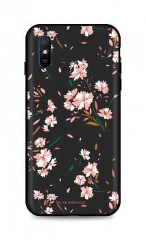 Zadní pevný kryt LUXURY na Xiaomi Redmi 9A Cherry Blossom