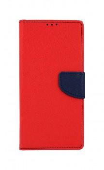 Knížkové pouzdro na Xiaomi Redmi 9C červené