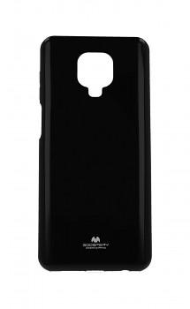 Zadní silikonový kryt Mercury Jelly Case na Xiaomi Redmi Note 9 Pro černý