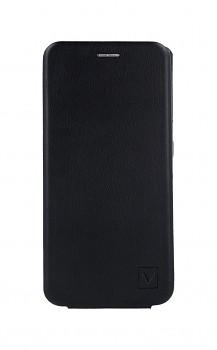 Flipové pouzdro Vennus Elegance Flexi na Samsung A80 černé