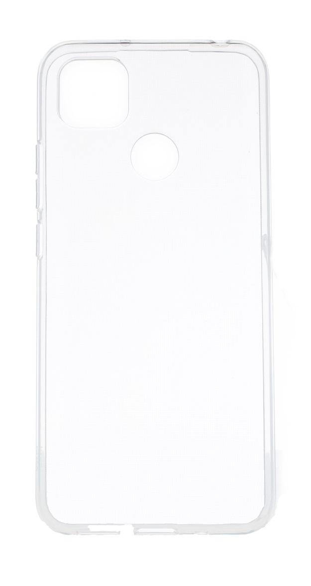Zadní silikonový kryt na Xiaomi Redmi 9C 1 mm průhledný