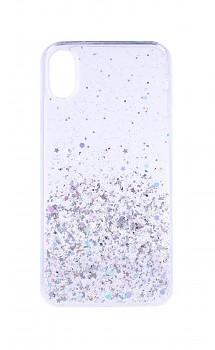 Zadní pevný kryt na iPhone X Brilliant Light pink