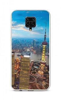 Zadní silikonový kryt na Xiaomi Redmi Note 9 Pro City