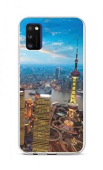 Zadní silikonový kryt na Samsung A41 City