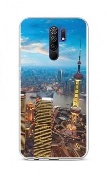 Zadní silikonový kryt na Xiaomi Redmi 9 City