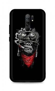 Zadní silikonový kryt DARK na Xiaomi Redmi 9 Gorilla