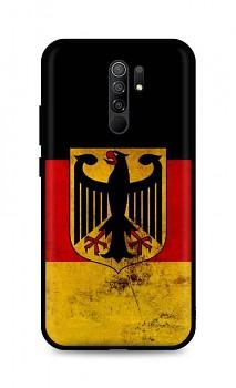 Zadní silikonový kryt DARK na Xiaomi Redmi 9 Germany