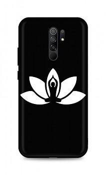 Zadní silikonový kryt DARK na Xiaomi Redmi 9 Yoga