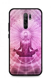 Zadní silikonový kryt DARK na Xiaomi Redmi 9 Energy Spiritual