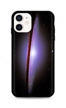 Zadní silikonový kryt DARK na iPhone 12 mini Milky Way