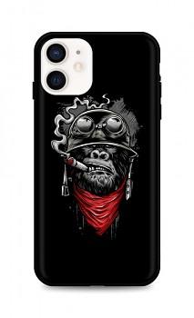 Zadní silikonový kryt DARK na iPhone 12 mini Gorilla