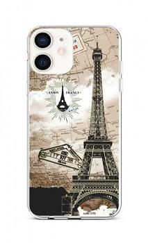 Zadní silikonový kryt na iPhone 12 Paris 2