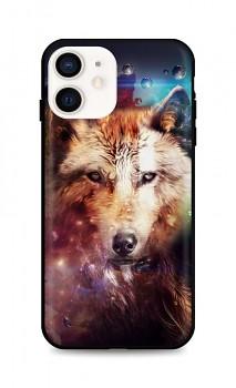 Zadní pevný kryt LUXURY na iPhone 12 mini Wolf